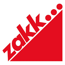 zakk logo – BiBaBuZe Buchhandlung